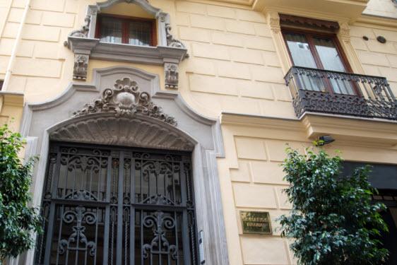 Oficinas bufete de lorenzo abogados for Oficinas ibercaja valencia